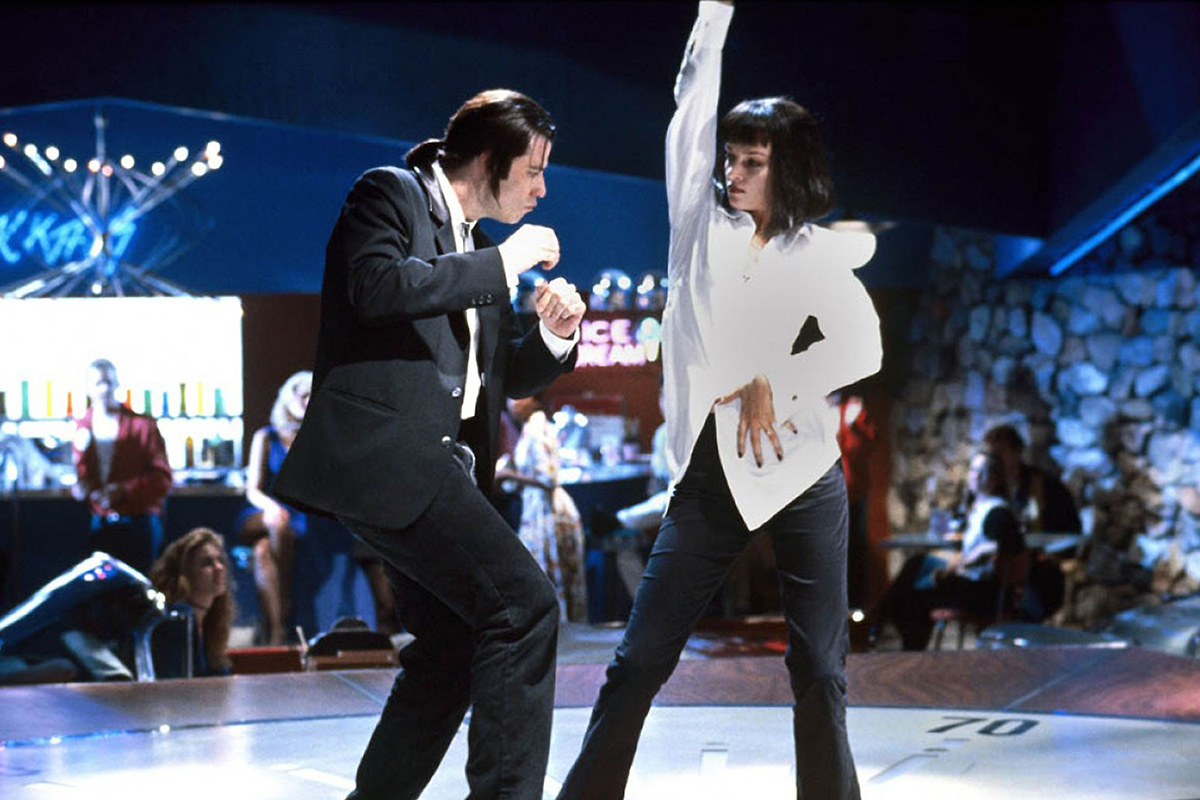 Pulp Fiction cast list reveals John Travolta and Uma Thurman were not Quentin Tarantino's first choice