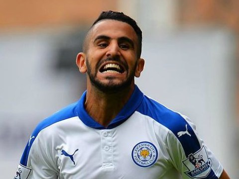 Arsenal expected to make transfer move for Riyad Mahrez in January – report