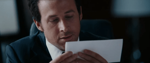 Brad Pitt, Christian Bale and Ryan Gosling together at last in The Big Short trailer