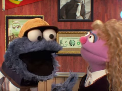 Sesame Street have made their own version of THAT scene in When Harry Met Sally, and it's super cute