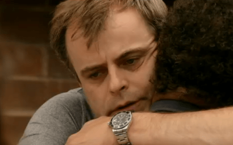 Steve and Lloyd's goodbye in Coronation Street gave us all the feels