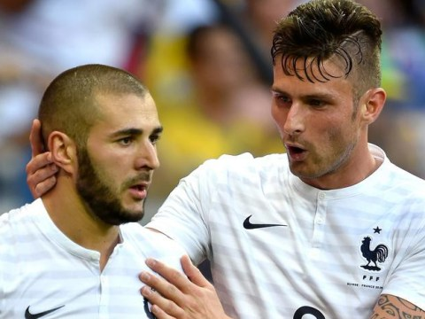 Karim Benzema would have been a good signing for Arsenal, says Olivier Giroud