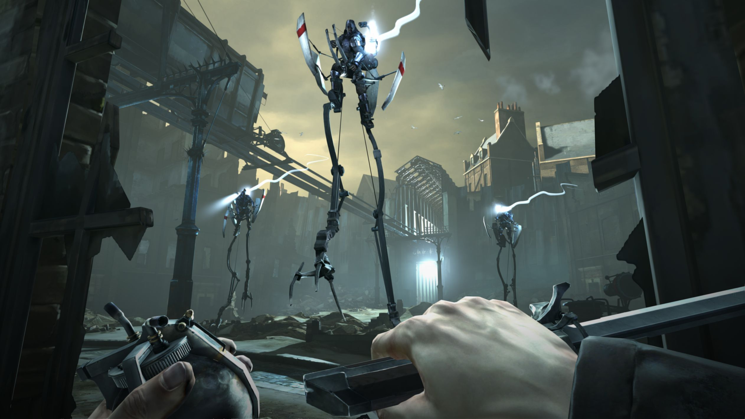 Dishonored: Definitive Edition (PS4) - mostly definitive