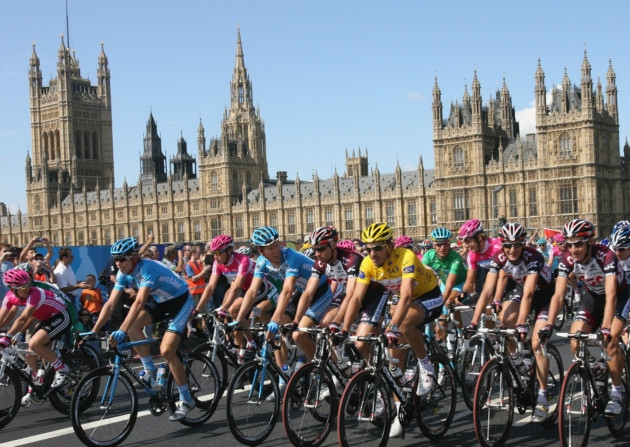 Why did London turn down the chance to host 2017 Tour de France?