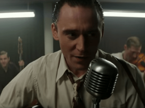 Tom Hiddleston just gave us another reason to love him as he sings Hank Williams in movie clip