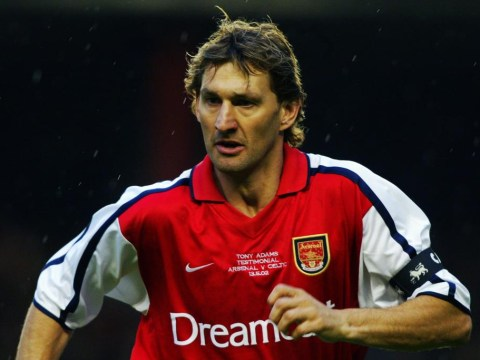 Tony Adams reveals he twice rejected Manchester United transfer to become Arsenal legend