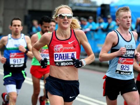 Marathon world-record holder Paula Radcliffe denies she is a drugs cheat