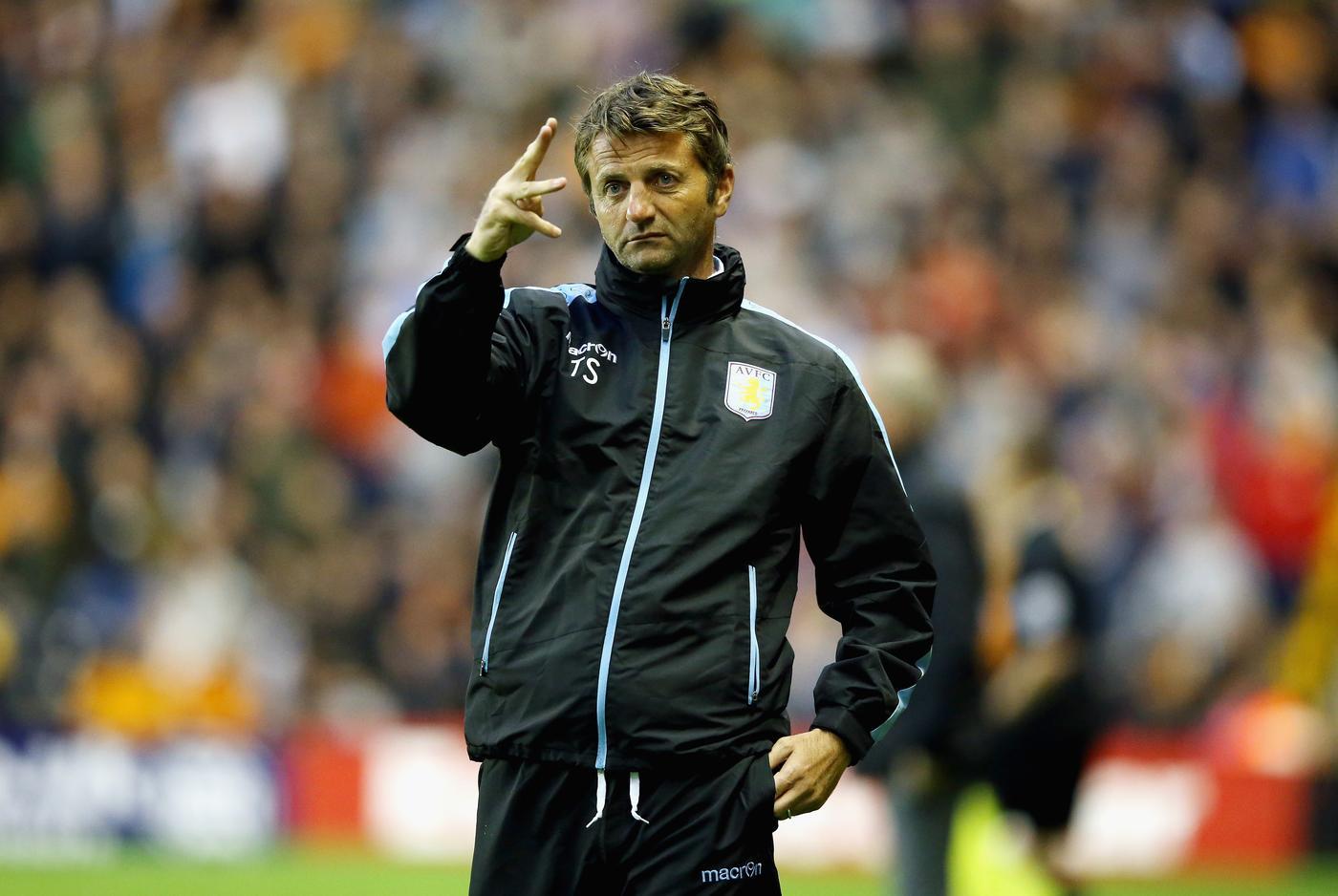I'm sorry Tim Sherwood, but Aston Villa supporters deserve better than more relegation talk this season