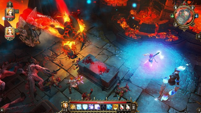Divinity: Original Sin Enhanced Edition (PS4) - consoles really can do anything