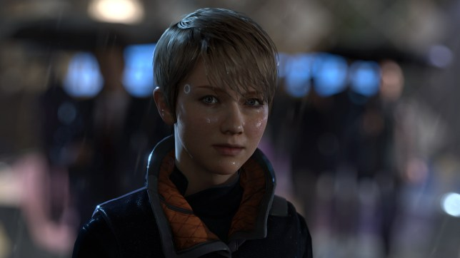 Detroit: Become Human - let's hope David Cage isn't writing the script (but he probably is)
