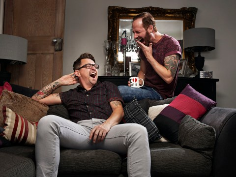 Gogglebox stars Chris and Stephen want Barbra Streisand and The Krankies on the sofa with them
