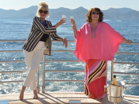 Jennifer Saunders and Joanna Lumley back as Patsy and Edina for Absolutely Fabulous: The Movie