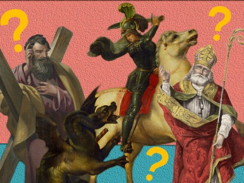 Quiz: How well do you know your patron saints?