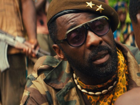 How Beasts Of No Nation almost ended up being Idris Elba's last role