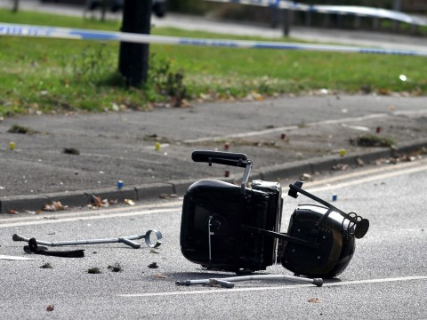'Drink driver' smashed into pensioner on a mobility scooter