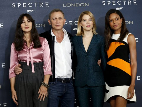 Spectre star Naomie Harris: James Bond's relationship with women is more equal now