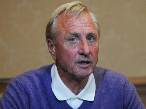 Dutch legend Johan Cruyff has been diagnosed with lung cancer