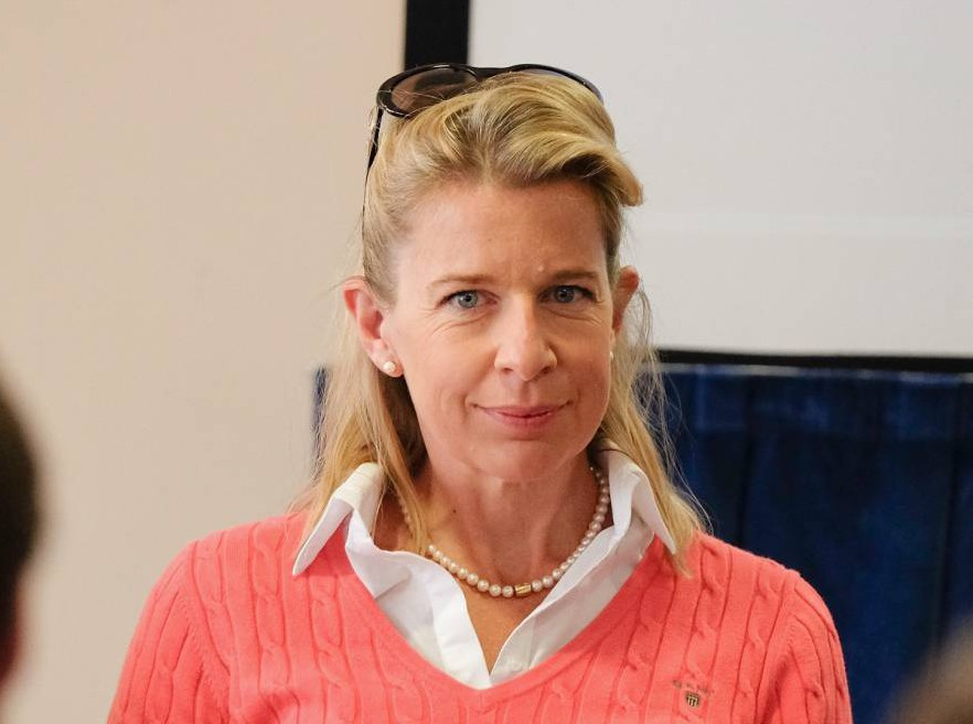 Katie Hopkins says her brain surgery was a success and she is 'no longer an epileptic'