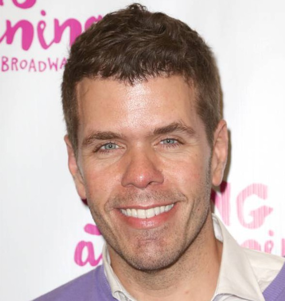 NEW YORK, NY - SEPTEMBER 27: Perez Hilton attends the Broadway Opening Night Performance of 'Spring Awakening' at the Brooks Atkinson Theatre on September 27, 2015 in New York City. (Photo by Walter McBride/Getty Images)