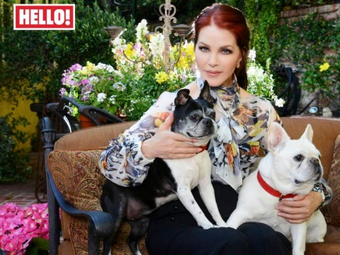 Priscilla Presley admits she will never leave the building filled with memories of her love Elvis