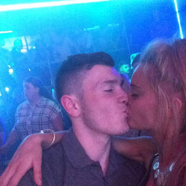 PIC FROM MERCURY PRESS (PICTURED: PIPPA MCKINNEY, 22, SHARES A KISS WITH MATTY STEVEN ON HER BIRTHDAY NIGHT OUT) A birthday girl claims she was left ëgutted and embarrassedí when she made an appeal on Facebook to track down the ëstunningí lad she met in a nightclub ñ only to discover he had a girlfriend. Pippa McKinney, 22, shared kisses and her number with Matty Steven when she met him on her birthday night out in Manchester. He even invited her to go a hotel room with him or his ëmumís houseí. She was so smitten with him that when she woke up the next day and found she had taken his number down wrong, she made an appeal on Facebook to track him down. To the hairdressing studentís horror, she said it soon emerged that Matty had a girlfriend ñ who quickly dumped him publically online. SEE MERCURY COPY