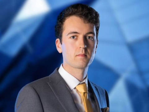 How did this guy make the cut for The Apprentice? He's got three failed businesses and a third nearly bankrupted him