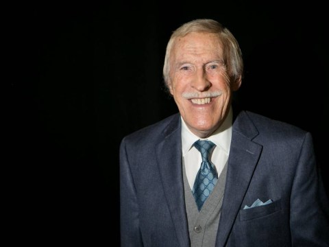 Bruce Forsyth 'struggling to move' after life-saving operation