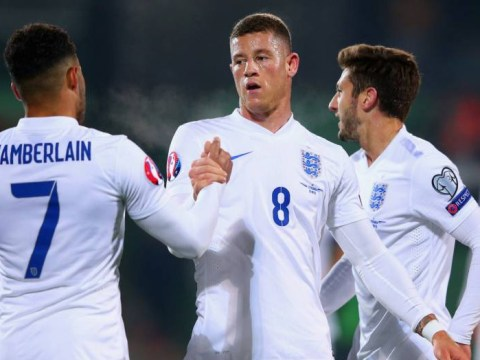 England beat side ranked 116th in the world, fans actually say they're going to win Euro 2016