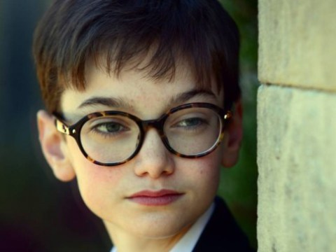 Harry Potter's look in the new books is based on this 13-year-old boy