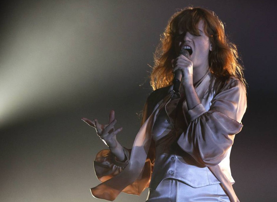 Florence and The Machine and Wolf Alice head list of 2015 Mercury Prize nominees