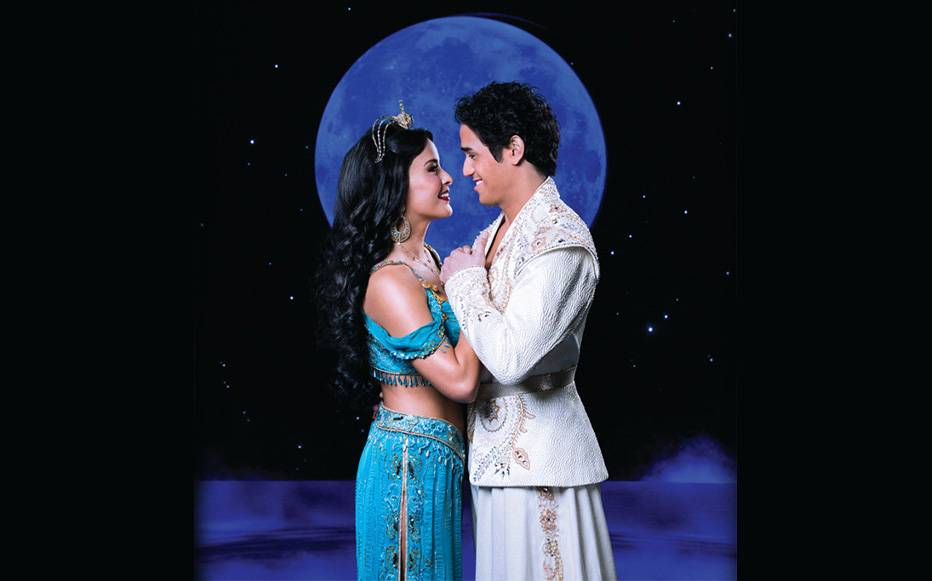 Aladdin the musical will kick off in the West End in June