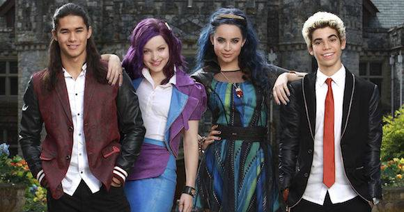 "SEQUEL IN DEVELOPMENT FOR DISNEY CHANNEL'S HIT MOVIE ""DESCENDANTS"" Credit: Disney"