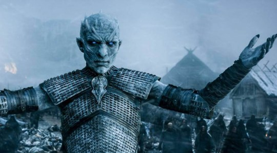 No Merchandising. Editorial Use Only. No Book Cover Usage.. Mandatory Credit: Photo by HBO/Everett/REX Shutterstock (4850064b).. 'Hardhome' (Season 5, Episode 8).. 'Game of Thrones' - 2015.. ..