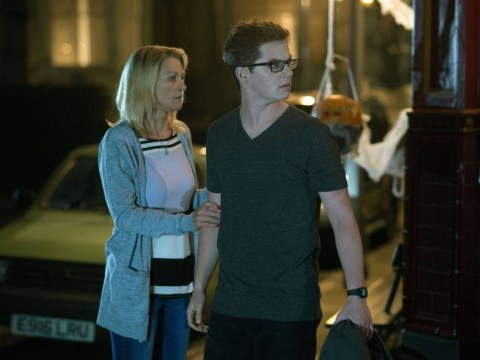 EastEnders spoilers: Gillian Taylforth and Harry Reid reveal Kathy Beale and Ben Mitchell Halloween twists