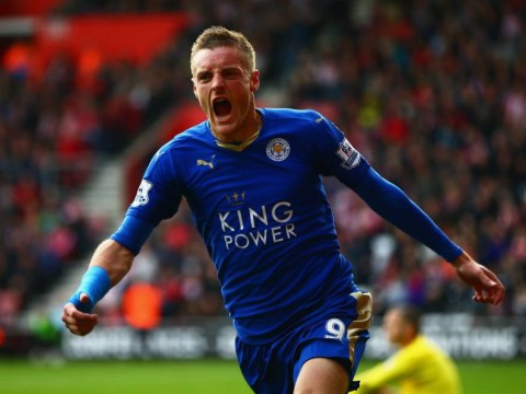 Jamie Vardy close to matching seven-game scoring streak of Arsenal legend Thierry Henry