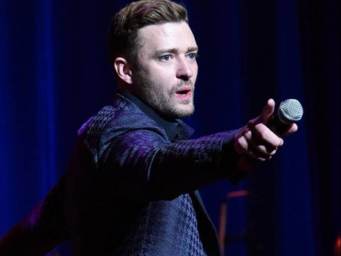 Justin Timberlake teases the imminent arrival of brand new music Can't Stop The Feeling