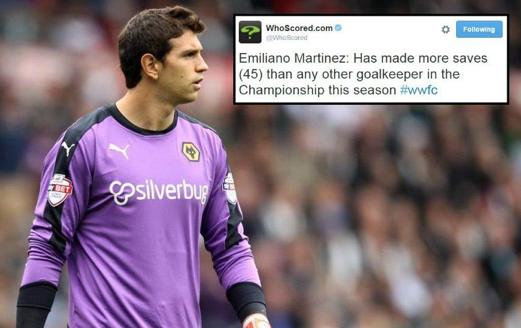 Stats suggest Arsenal loanee Emiliano Martinez can succeed Petr Cech
