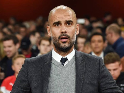 Manchester United hold advantage in race for Pep Guardiola – report