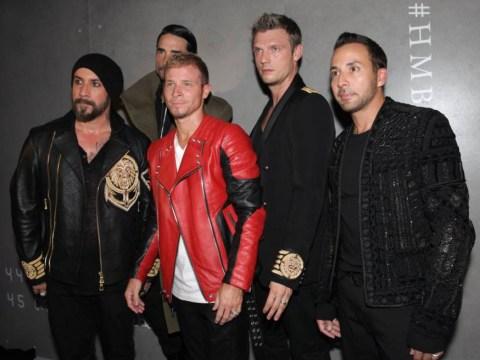 The Backstreet Boys sign nine-show deal for Las Vegas residency
