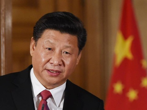 Someone's finally asked the Chinese President about his country's human rights record