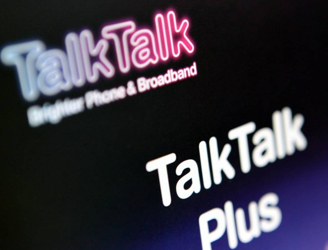 """File photo dated 02/02/11 of the TalkTalk logo, as police are investigating a """"significant and sustained cyber attack"""" on the TalkTalk website, the telecoms company has revealed. PRESS ASSOCIATION Photo. Issue date: Thursday October 22, 2015. The phone and broadband provider, which has more than four million customers in the UK, said credit card and bank details along with personal information may have been accessed during the attack. See PA story POLICE TalkTalk. Photo credit should read: Andrew Milligan/PA Wire"""