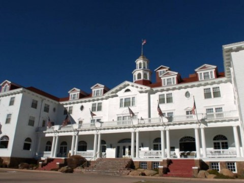 The hotel that inspired The Shining is to become a horror museum