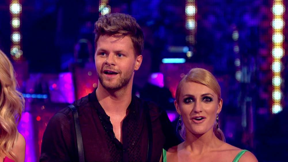 Strictly Come Dancing: Aliona Vilani puts Jay McGuiness on alcohol and sex 'ban' ahead of final