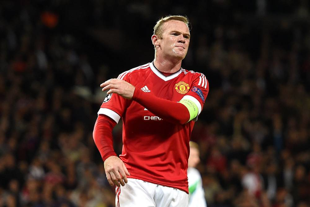 Louis van Gaal is to blame for Wayne Rooney's woeful form, claims Manchester United hero Teddy Sheringham