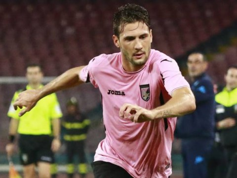 Chelsea want Franco Vazquez transfer in January, says Palermo president