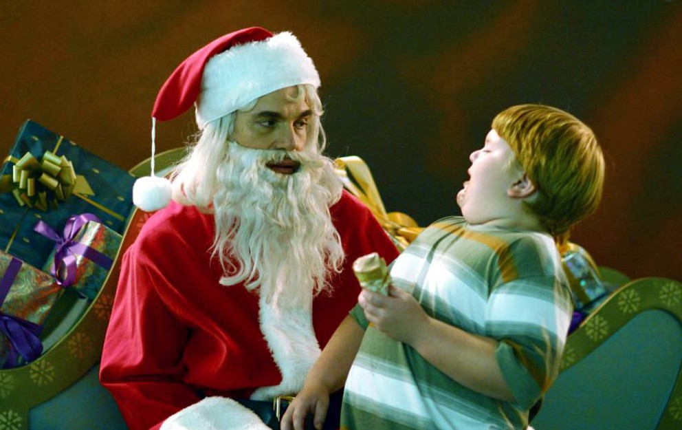 Billy Bob Thornton is going to be a Bad Santa again in 2016