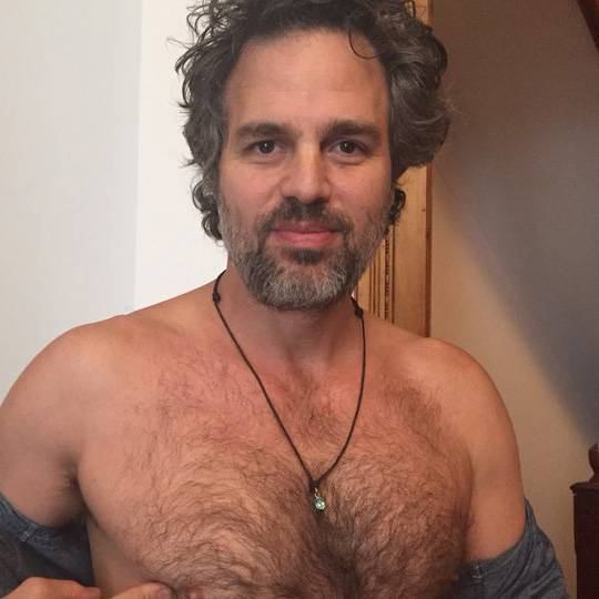 We've just realised who Mark Ruffalo is the double of – and blown our own minds in the process