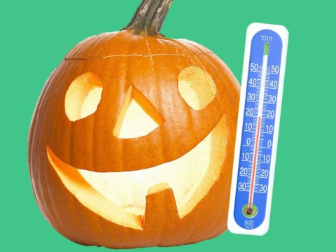 November could be hottest ever with today runner-up for hottest Halloween