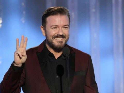 Ricky Gervais has already apologised for being offensive at the 2016 Golden Globes