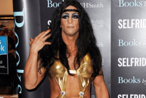 Alex Reid claims Katie Price preferred to sleep with his alter ego Roxanne than him